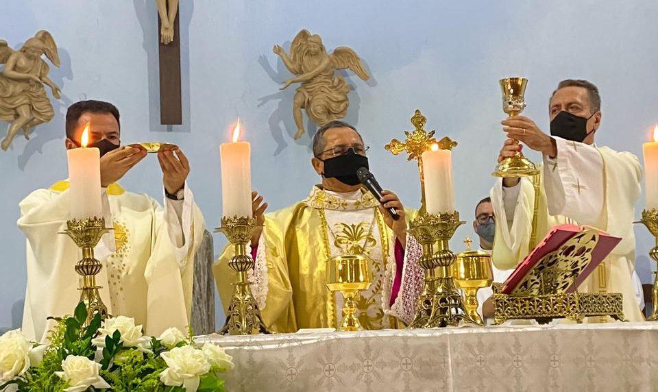 ITABUNA: 9ª NOITE DA NOVENA DO PADROEIRO DA DIOCESE